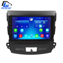 32G ROM android car gps multimedia video radio player in dash for Mitsubishi outlander 2003-2013 years car navigaton stereo