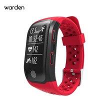 Bluetooth GPS frauen uhr herrenuhr Smart Armband Pulsmesser IP68 Sport Fitness Braccialetto Inseguitore Smart uhr