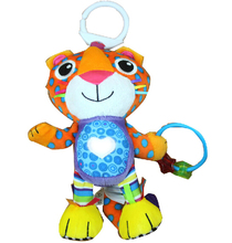 Tiger Bed Bell/Bed lathe hanging toys, with teether/rattle Baby Plush Toy, learn & education Baby Toys