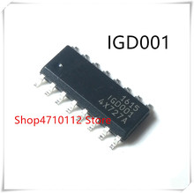 NEW 10PCS/LOT IGD001 IGD 001 IGD001 SOP-16 IC