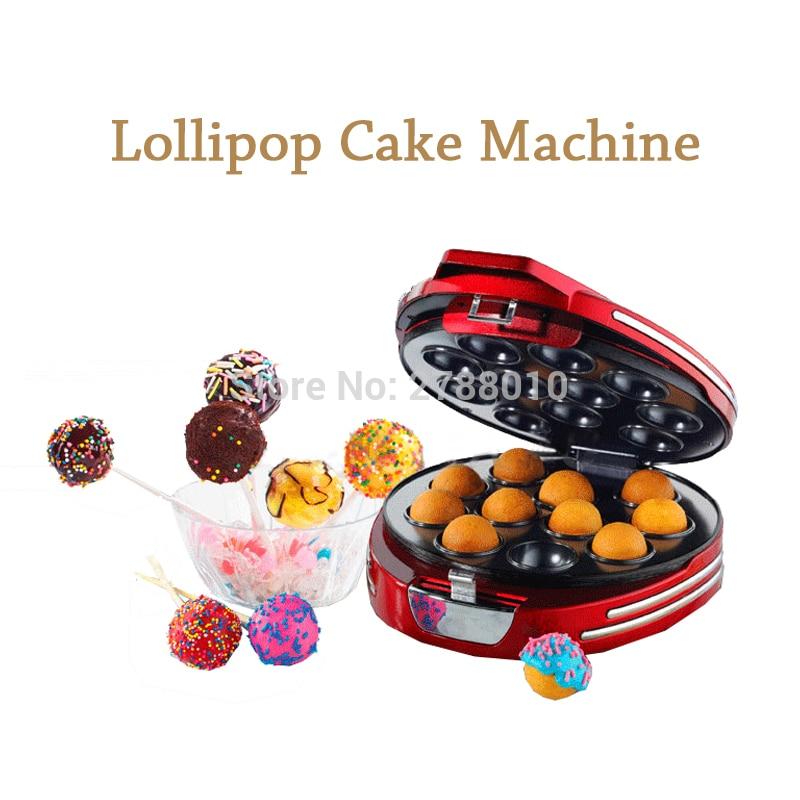 Mini Electric lollipop cake machine DIY Small cake machine Octopus ball maker kitchen home good helperMini Electric lollipop cake machine DIY Small cake machine Octopus ball maker kitchen home good helper