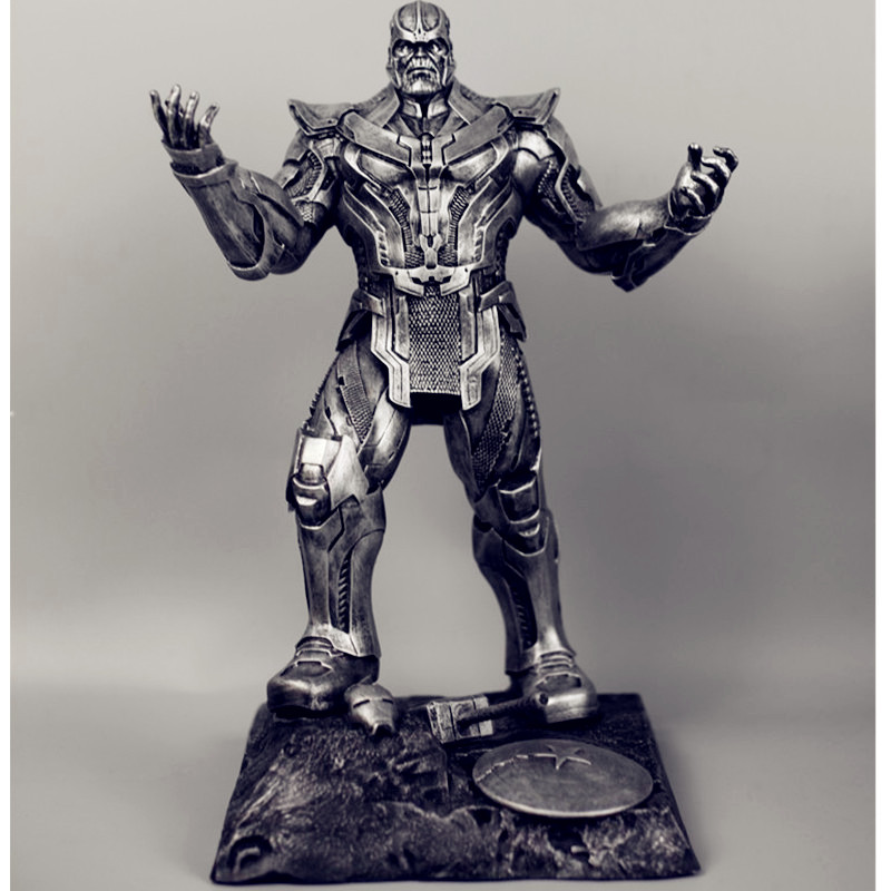 Il universo Re Thanos Full-Length Ritratto Sculture Creativo Artigianato Decorazioni Per La Casa G1154Il universo Re Thanos Full-Length Ritratto Sculture Creativo Artigianato Decorazioni Per La Casa G1154