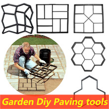 DIY Paving Cement Brick Molds DIY Plastic Path Maker