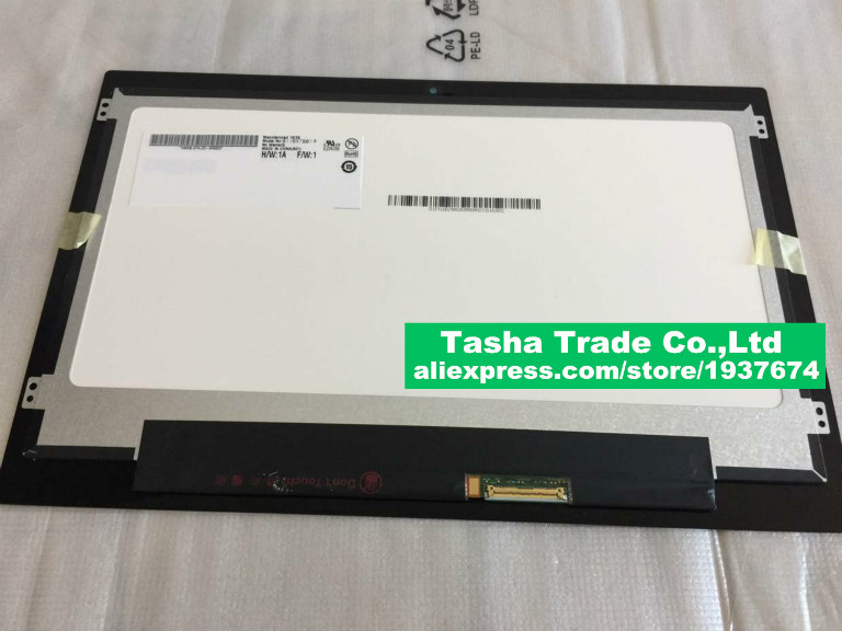 Touch Screen LCD Display assembly For DELL 11 3168 3162 3169 3179 NT116WHM A11 0M6NTY B116XTB01