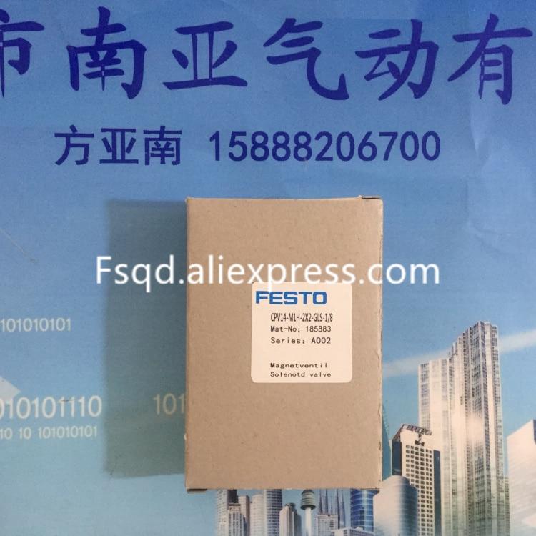 цена CPV14-M1H-2X3-GLS-18 161362 CPV14-M1H-2X3-OL3-1/8 161363 CPV14-M1H-2X2-GLS-1/8 185883 FESTO valve