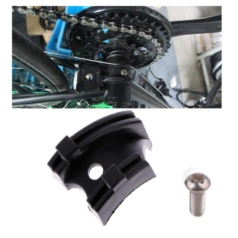 Cable Holder Guide Housing Bottom Bracket Tidy Frame Tie For Mountain Road Bike Bicycle With Mounting Screw