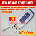 2016 100% original Zillion x Work / ZXW dongle with software repairing drawings For Iphone Nokia Samsung HTC