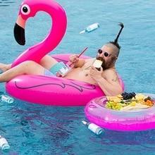 90cm Inflatable Flamingo Swimming Circle flamingo adults Pool Float Piscina flamingo Pool Toys Child Swim Ring red flamingo tube flamingo flamingo кроссовки синие