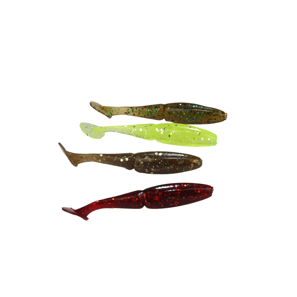 Online get cheap soft lures saltwater for Cheap fishing spinners