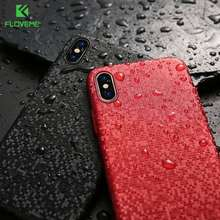 FLOVEME Personality Patterned Case For iPhone 8 7 6 6s Plus Ultra Thin Phone Case For iPhone X 10 8 7 6 6S Back Cover Funda стоимость