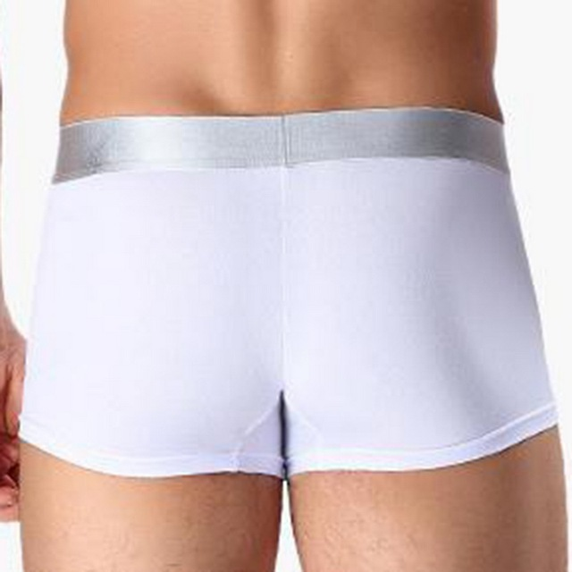 NIBESSER Underwear Men Boxers Modal Underwear Sexy Man Panties Comfortable Breathable Underpants Male Boxer Soft Undershorts