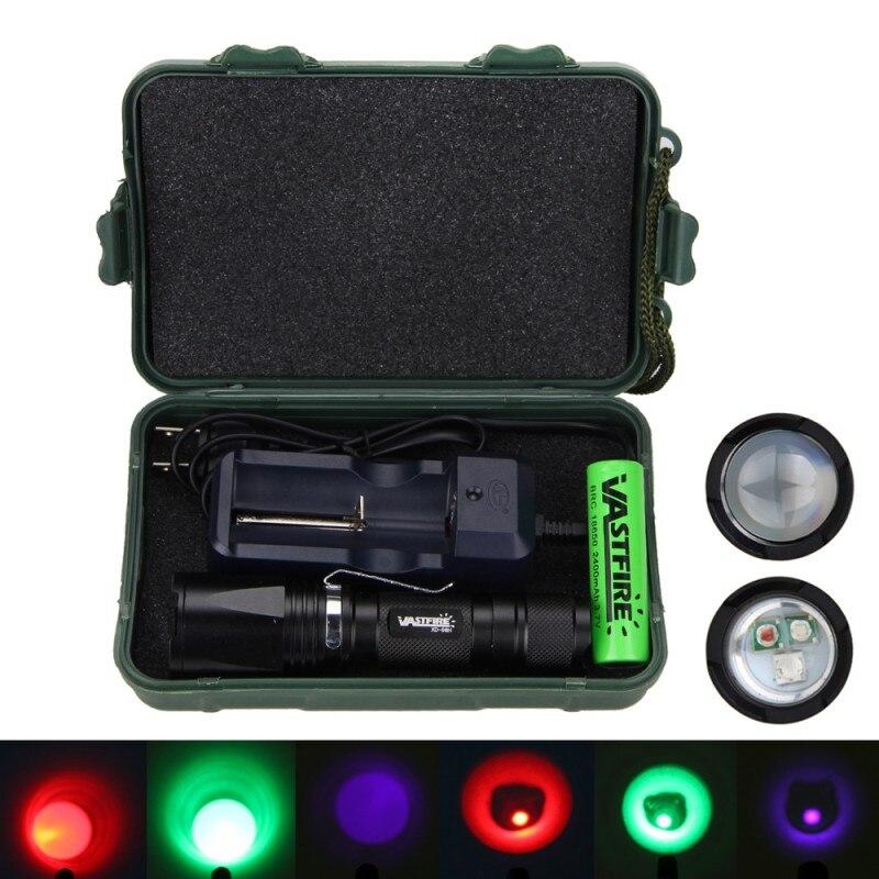 1 ajustavel luz verde vermelho luz uv 05