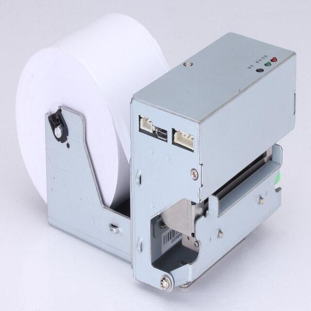 Тепловая 58 мм киоск принтер с автоматическим резаком по терминалов самообслуживания проекта шкафчик чековый принтер