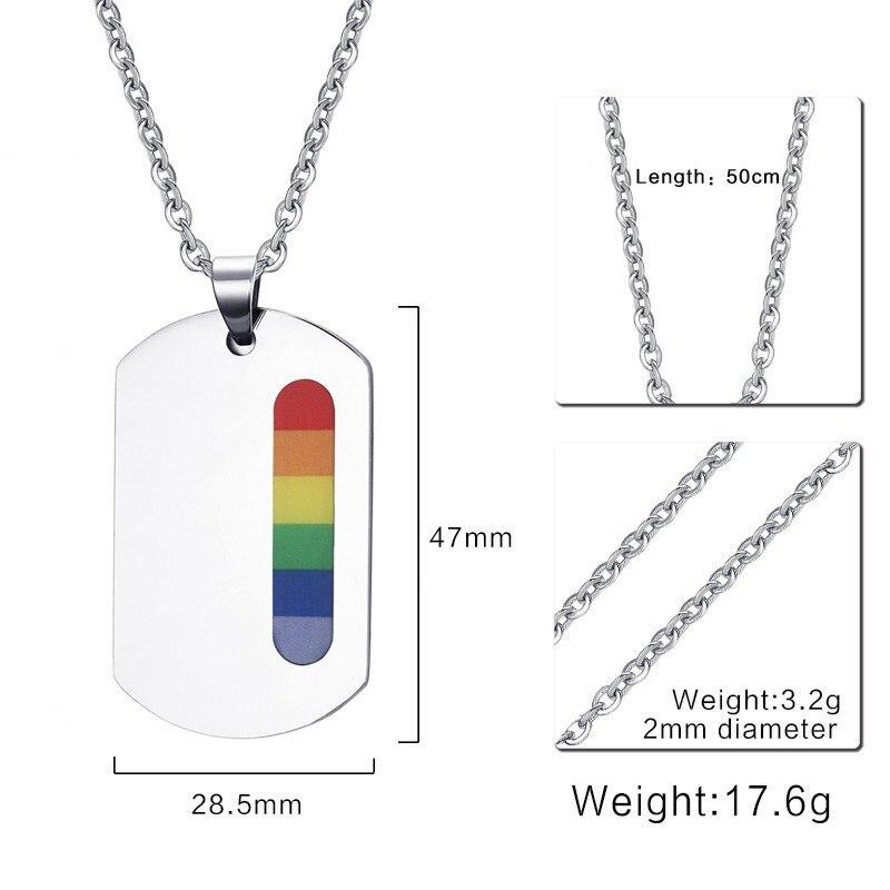 rainbow necklace pendants (1)