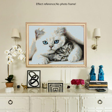 Cat Friends Diamond Painting