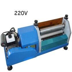 Automatycznie sklejarka białe plastikowe maszyny do klejenia buty maszyna klejąca maszyna do powlekania klejem 220V 250W LZ 103 w Centrum obróbki od Narzędzia na