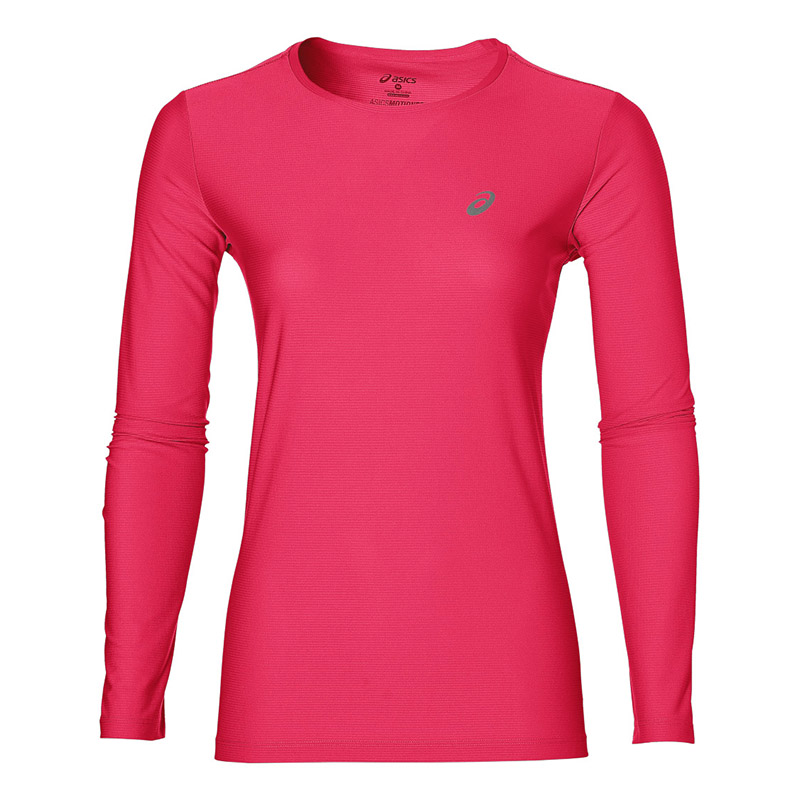 Longsleve ASICS 134107-0640 sports and entertainment for women sport clothes swissgear 15 6 0640 sa1460