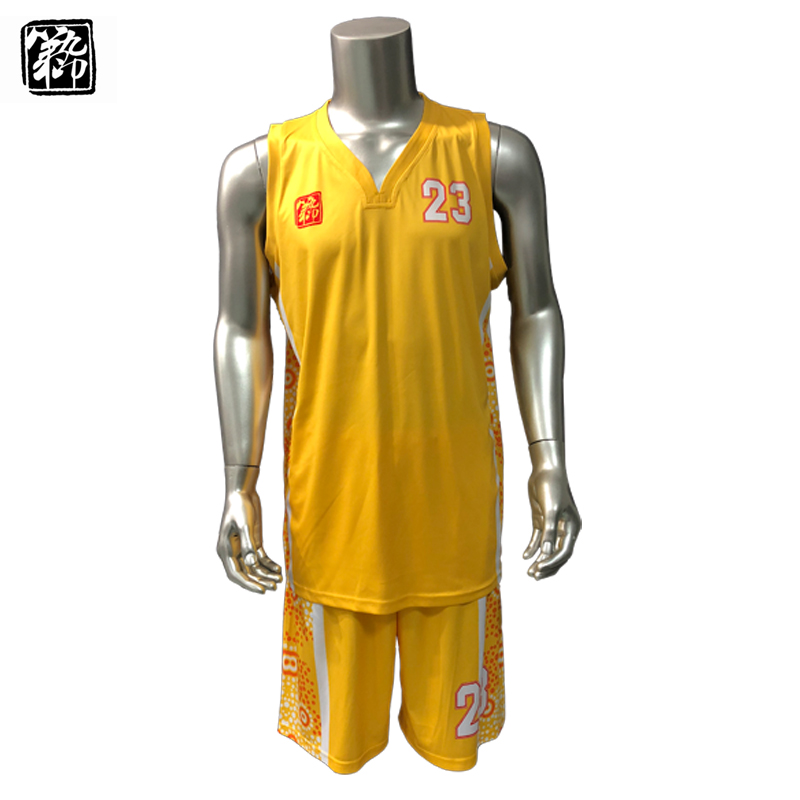 Basketball Jersey Uniforms Team Sport Tracksuits Summer Clothes Student Trainning Sets C ...