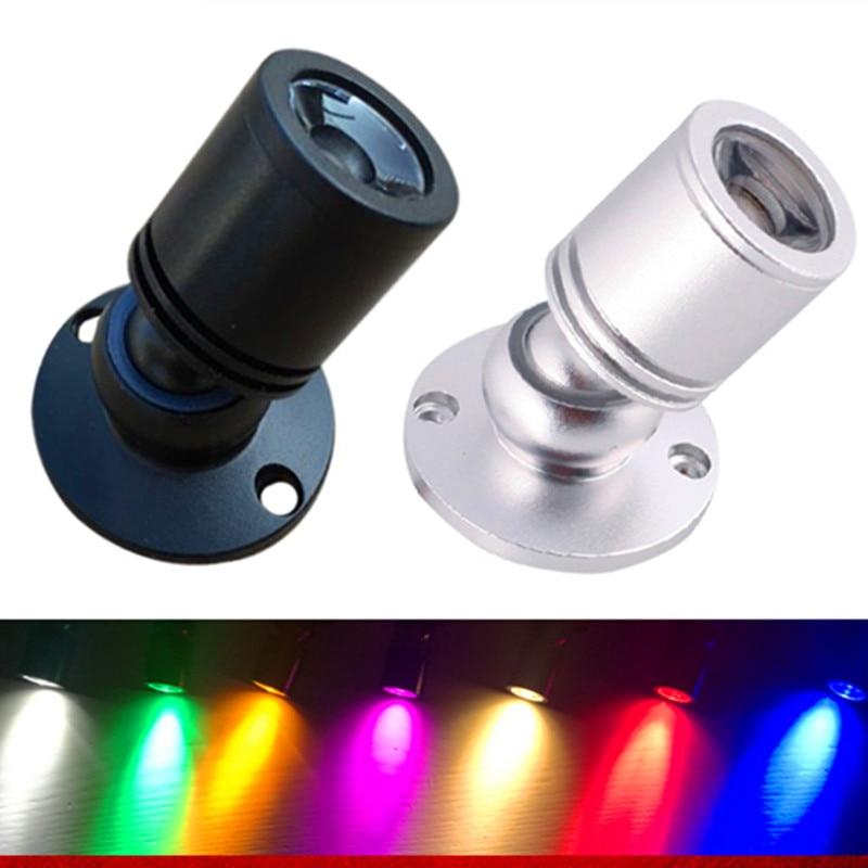 3W Led Recessed Cabinet Mini Spot Light 110V 220v Downlight 12v Dc Jewelry Show Include Led Driver 4000K Ceiling Light Lamp