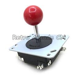 1 stücke Original Sanwa joystick JLW-TM-8 Klassische 4 weg 8 weg joystick mit mikro für arcade-spiel maschine ersatz