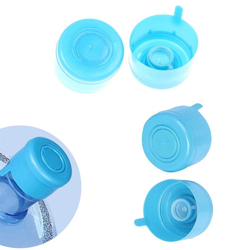 Lot of 50 3 /& 5 Gallon Water Bottle Snap On Caps Anti Splash 55mm Peel Off Tops