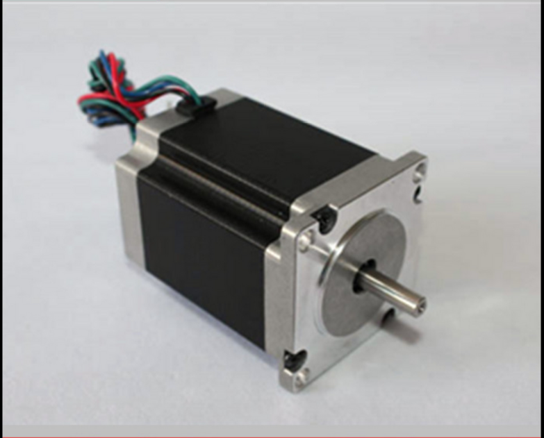 57BYG stepper motor 57 two-phase82MM/ 2.2N.M torque 3A 2 phase 4 line engraving machine parts /3D printer accessories /DIY wa20p cd [ rack panel 4pin 2contacts rack and panel]