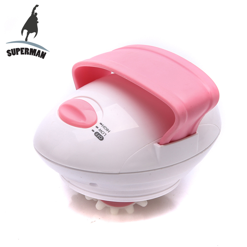 цена на Superman infrared slimming massager lose weight body products for anti cellulite electric roller massage