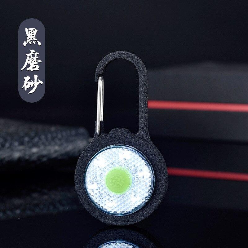 USB Electronic Cigarette Lighter Led Flameless Cigarette Plasma Arc Lighter With LED Light Outdoor Camping Climbing Bag Button