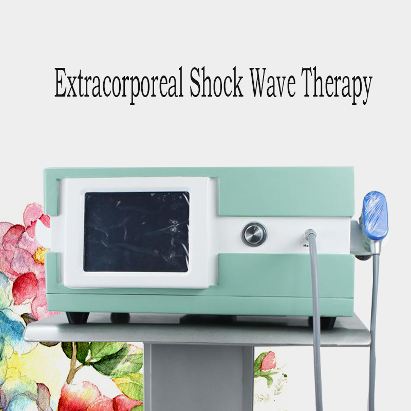 New Model Physical Pain Therapy System Acoustic Shockwave Machine For Pain Relief Reliever 8 Bar Infinite Shots in Toiletry Kits from Beauty Health