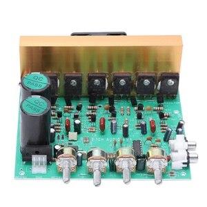 Image 3 - Аудио усилитель доска 2,1 канала 240 Вт высокой мощности Мощность сабвуфер усилитель доска Ампер Dual Ac18 24V дома Театр