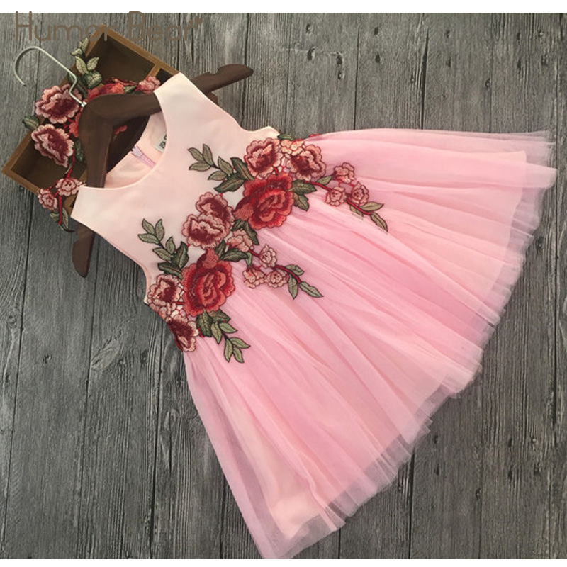 Dresses design 2018 summer kids