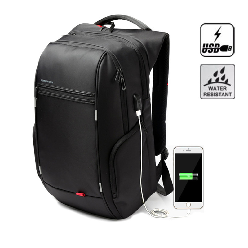 Unique Waterproof Nylon 15 15 6 17 17 3 Inch Laptop School Backpack Men Women Computer