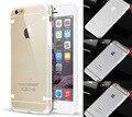 Luz da noite clara tpu caso para iphone 5c luminosa flexível macio tpu claro transparente brilhante tampa traseira