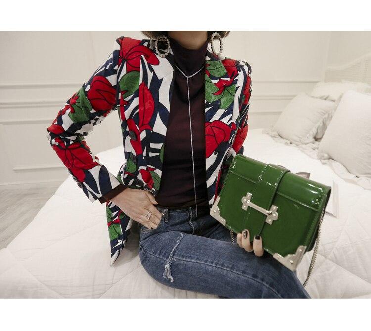 ZAWFL 2018 vacation women Summer trench coats Floral gray trench coat trench women coats office outwear OL Loose tops 3