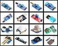 16 pçs/lote Raspberry Pi 3 & Raspberry Pi 2 Modelo B o pacote 16 tipos de sensor de módulo sensor