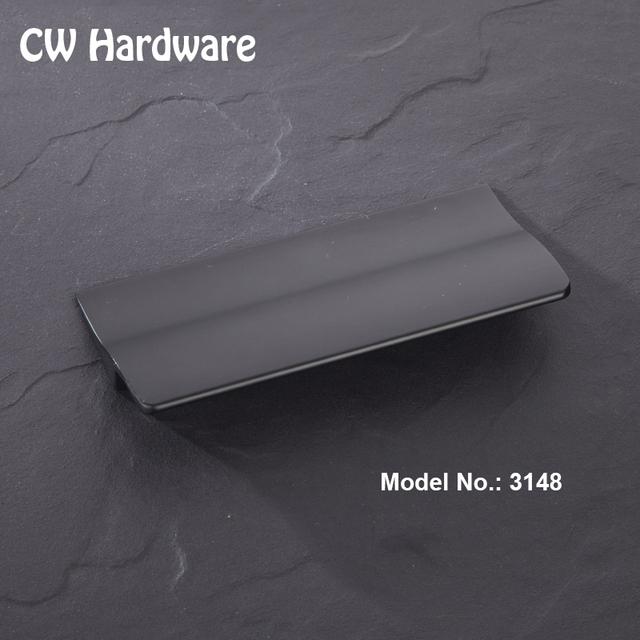 CW DECFAB Hardware 2 pcs 3148 64mm 96mm 128 m 160 Americano Hanlde Móveis Puxadores De gaveta da Cozinha