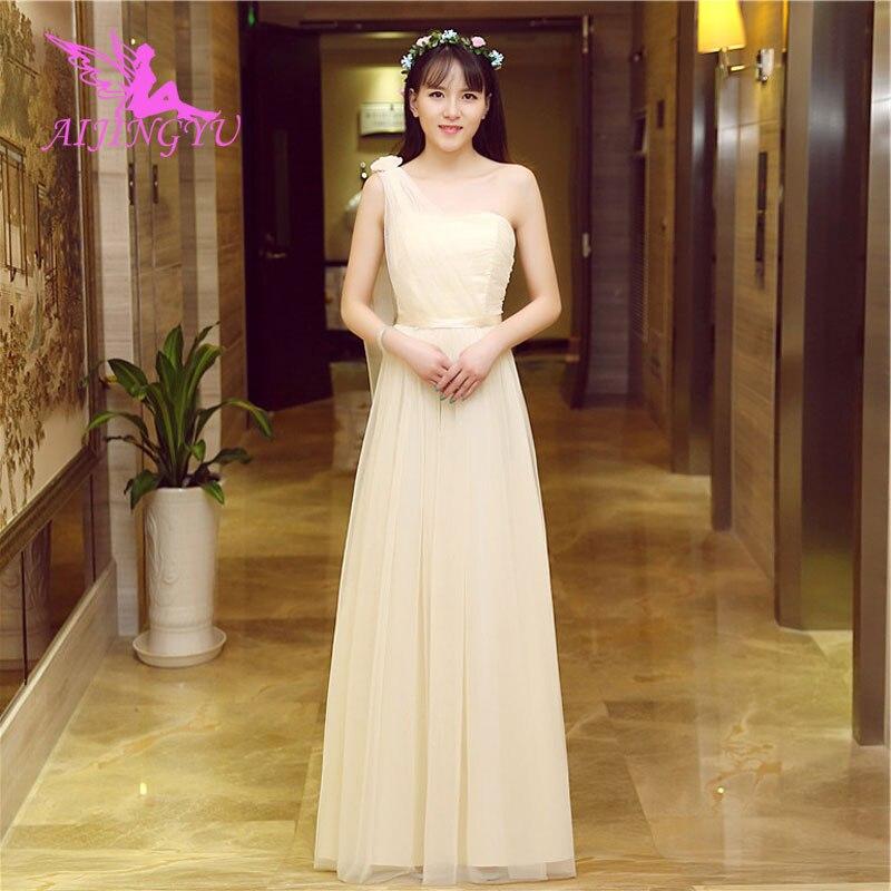 AIJINGYU 2018 new wedding guest party prom   dress     bridesmaid     dresses   BN181