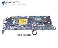 NOKOTION VAZA0 LA 9262P CN 0V4KMM 0V4KMM For Dell XPS 12 9Q23 Laptop Motherboard 12.5 inch SR1EF I5 4210U CPU HD4400