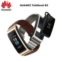 Оригинальный huawei группа B5 смарт браслет Цвет Экран здоровья Водонепроницаемый Bluetooth Сенсорный экран сенсорный научных сна