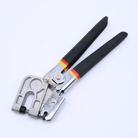 1PC 10 Inch TPR Handle Stud Crimper Plaster Board Drywall Tool For Fastening Metal Studs