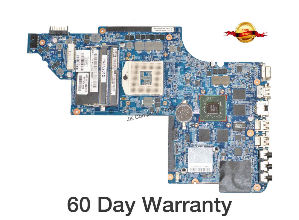 Top quality , For HP laptop mainboard 705188-001 DV6-6000 DV6 laptop motherboard,100% Tested 60 days warranty 788289 001 for hp laptop mainboard 15 15 r la a994p motherboard 788289 501 laptop motherboard 100% tested 60 days warranty