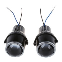 TOYL New 2 Pcs 55W H3 Universal HID Xenon Halogen Fog Light Bulb Lamp Car Auto