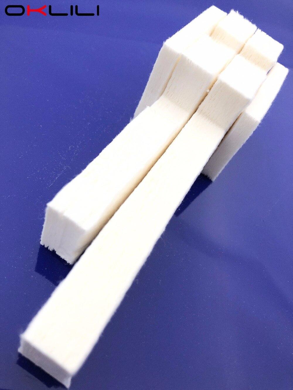 10SET X Waste Ink Tank Pad Sponge For Epson L300 L301 L303 L310 L350 L351 L353 L358 L355 L111 L110 L210 L211 ME101 ME303 ME401