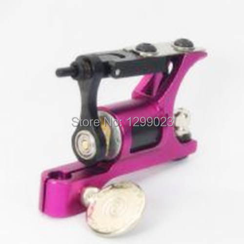 Professional high quality HM Evolution Rose Red Rotary Tattoo Machine with Swiss Maxon Motor for Liner & Shader power supply original s02 40276 maxon dc motor 144474 selling with good quality