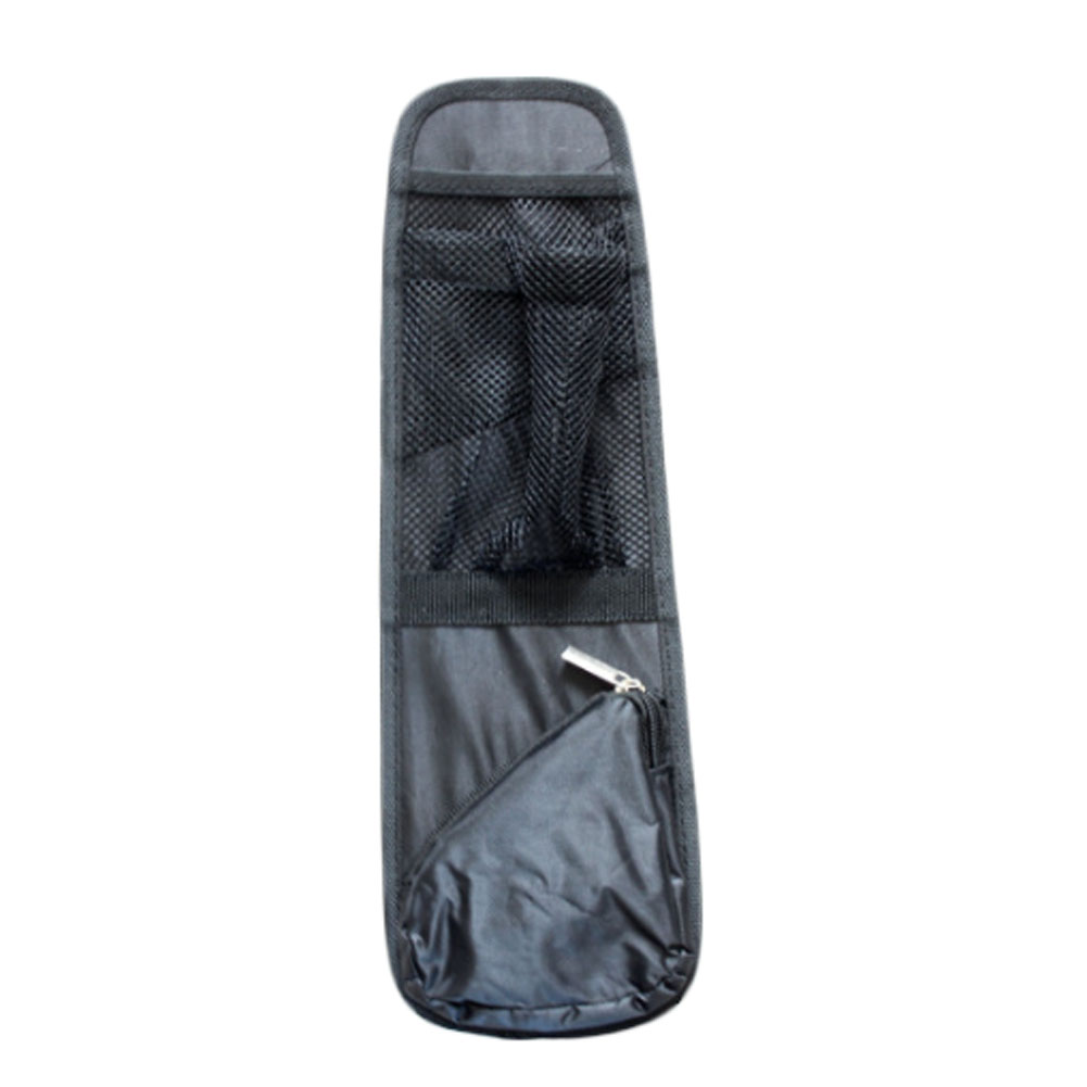 Waterproof fabric Car Storage Bag Seat Chair Side Bag Hanging Organizer Multi-Pocket Bag for Map/magazine/book Phone Accessories