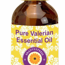 FRee Shipping Pure Valerian Essential Oil Valeriana Officina
