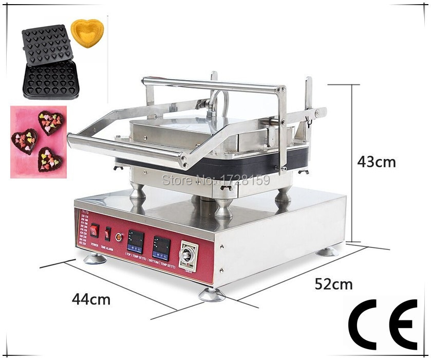 2016 new products egg tart making machine, heart shaped egg tart shell maker and tartlet machine for snack and dessert shop table top press and bake tartlet machine for the production of tart shells
