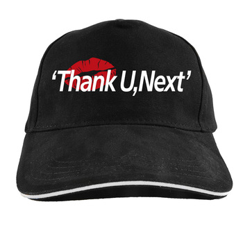 Thank you Next Baseball Cap 7 Rings Newest Song God is a Woman Adjustable Ariana Grande Hip-hop Caps