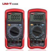 цена на UNI-T UT56 LCD Digital Multimeter DC AC Volt Amp Ohm Capacitance Hz Tester Meter Handheld multimeter