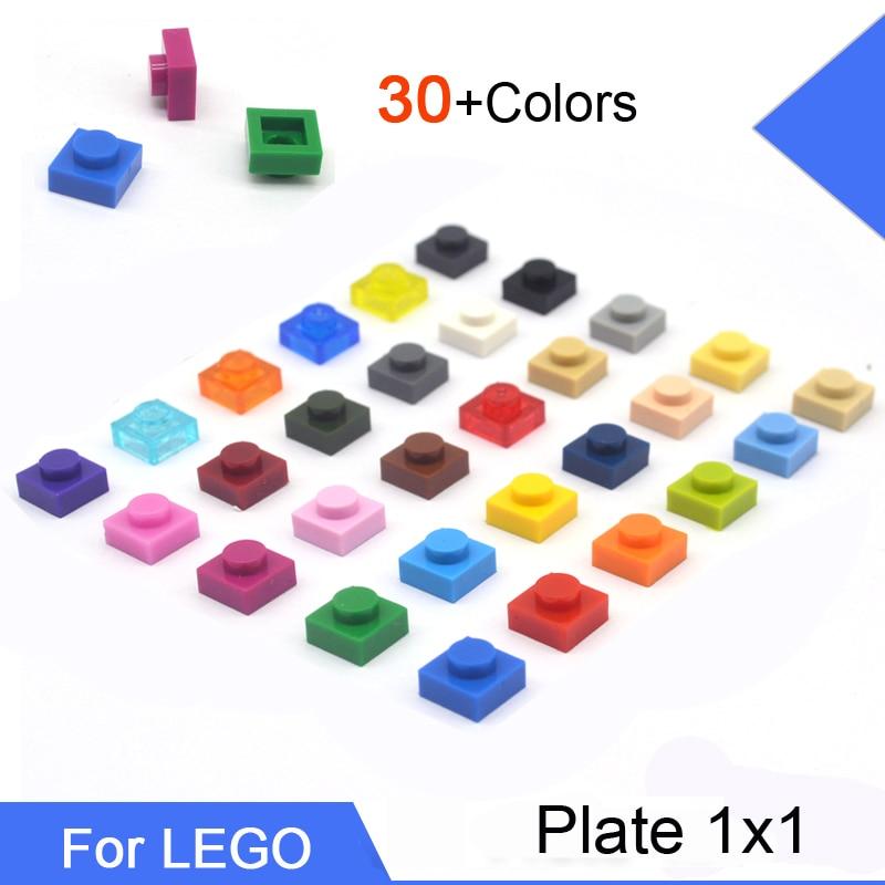 1x1 플레이트 총 32000 pcs 색상 당 16 색 2000 pcs-에서블록부터 완구 & 취미 의  그룹 1
